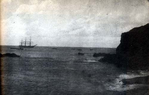 Dar Pomorza Mauritius