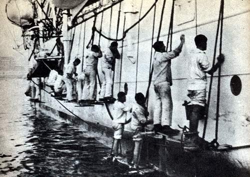 Dar Pomorza Renowacja