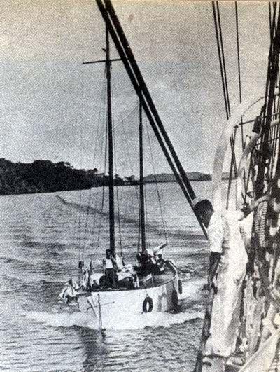 Jacht Zjawa II