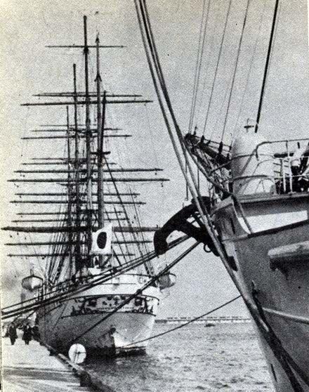 Dar Pomorza Nippon Maru